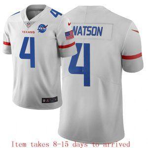 Texans #4 Deshaun Watson Jersey City Edition